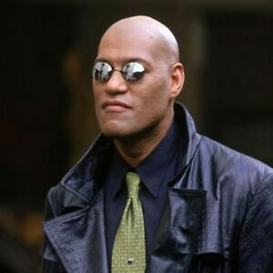 bfb6fed074 Image is loading The-Matrix-Morpheus-Sunglasses-Men-Women-Glasses-Goggles-