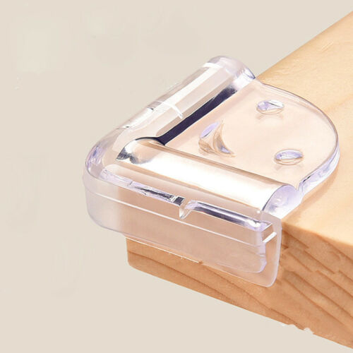 10pcs Transparent Baby Anti-Collision Angles Safety Table Edge Corner Guards