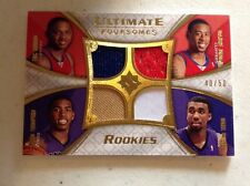 08/09 Ultimate Deandre Jordan RC QUAD PATCH 40/50 Gordon Thompson Greene
