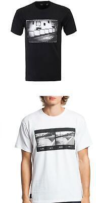 Men's Blue Gray  Levi's Brooklyn Bridge Graphic T-Shirt-Size Medium crew neck