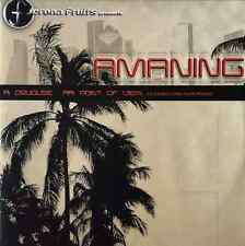 """AMANING - Druguse/Point Of View (12"""") (EX/EX)"""