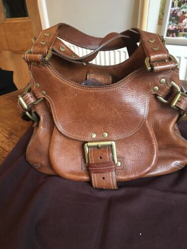 Dust With Original Mulberry Oak Phoebe In Leather Shoulder Bag Darwin nwmN8v0