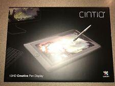 Brand NEW Wacom - Cintiq 13HD Interactive Pen Display - Black
