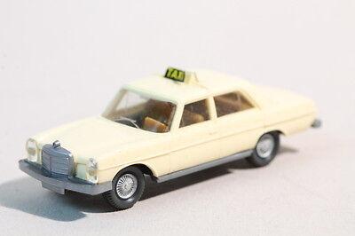 149 Tipo 9 Wiking Mercedes 200 Taxi D 1979 - 1984/crema-mostra Il Titolo Originale
