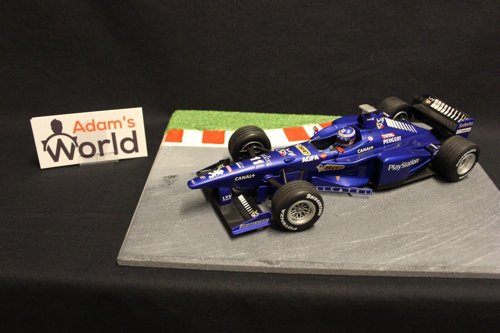 Minichamps Prost Peugeot AP01 1998 1 18  11 Olivier Panis (FRA) (F1NB)