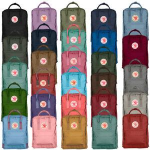 Fjällräven Kanken Rucksack Schule Sport Freizeit Trend Tasche Backpack 23510