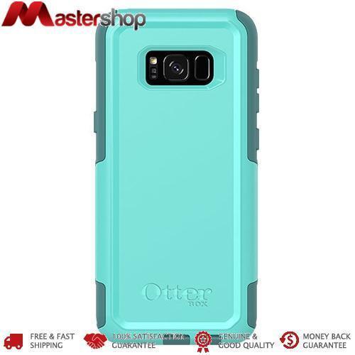 low priced ee9b6 c9b02 OtterBox Commuter Case for Samsung Galaxy S8 Plus - Aqua / Green