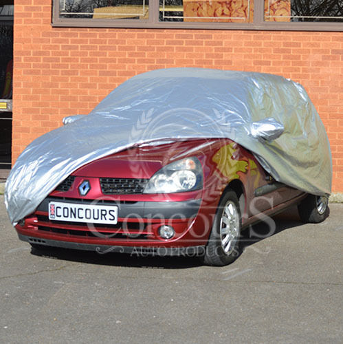 Renault Clio Hatchback Marks 3 /& 4 Breathable Car Cover