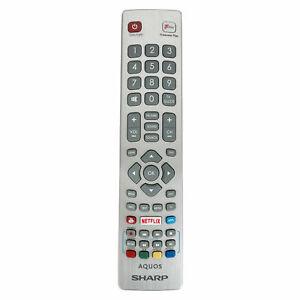 Genuine-shwrmc-0121-nuovo-telecomando-SHARP-AQUOS-Smart-TV-Netflix-Freeview-Play