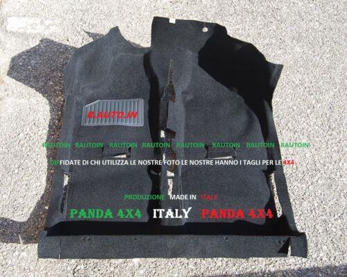 FIAT #PANDA #Country #Club #TAPPETO #INTERNO  #Moulded #Carpet #Panda4x4