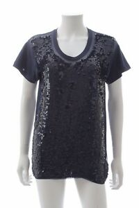 Stella-McCartney-Sequin-Embellished-Tee-Navy