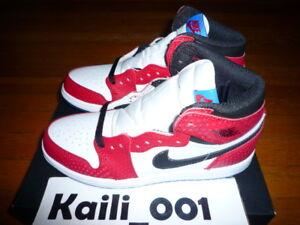3137125209795 Nike Air Jordan 1 Retro High OG (BP) (PS) AQ2664-602 Origin Story ...