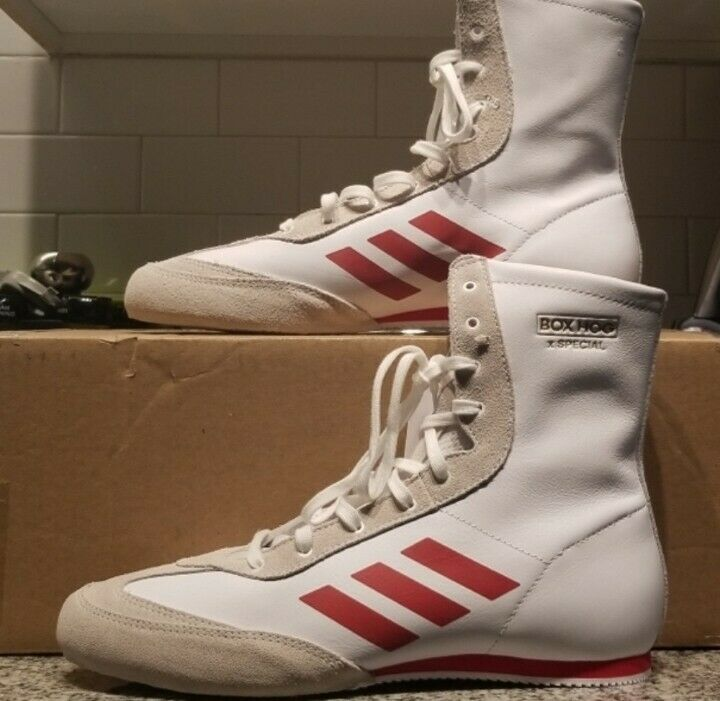 Mens Adidas Box Hog X Special - Boxing shoes size 9.5