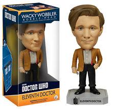 "Doctor Who undécima Doctor 6 ""Wacky Wobbler Vinyl Figura Bobble-head Funko"