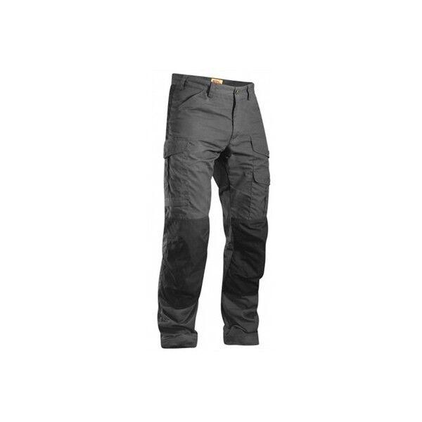 Fjäll Räven Barents Pro Trousers Men  dunkelgrau schwarz  G1000