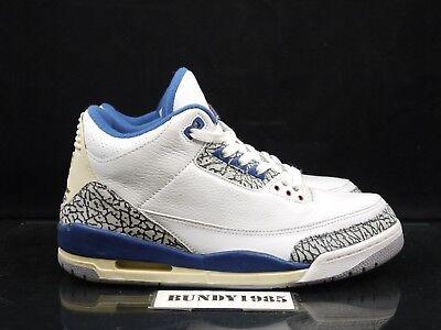 136064 141 Nike Air Jordan 3 III True