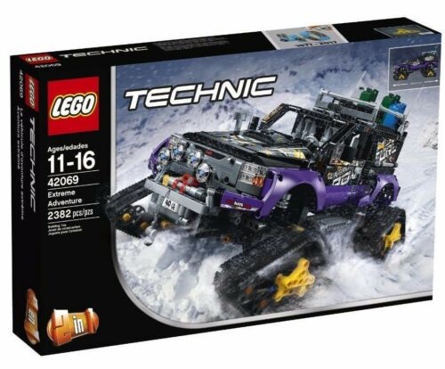 LEGO Technic Extreme Adventure 42069 2 in 1 Set