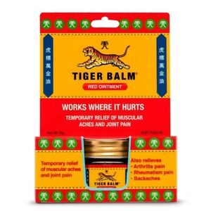 Tiger Balm Extra Strength Red Balm 18g