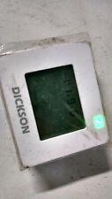 Dickson Wireless Wired Usb Display Logger Dwe No Power Adapter