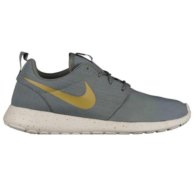 save off 707d9 135cb Nike Roshe One SE Men s 844687-008 River Rock Desert Moss