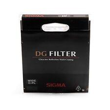 Sigma 77mm EX DG Digitally Optimised Circular Polarizer Filter, London