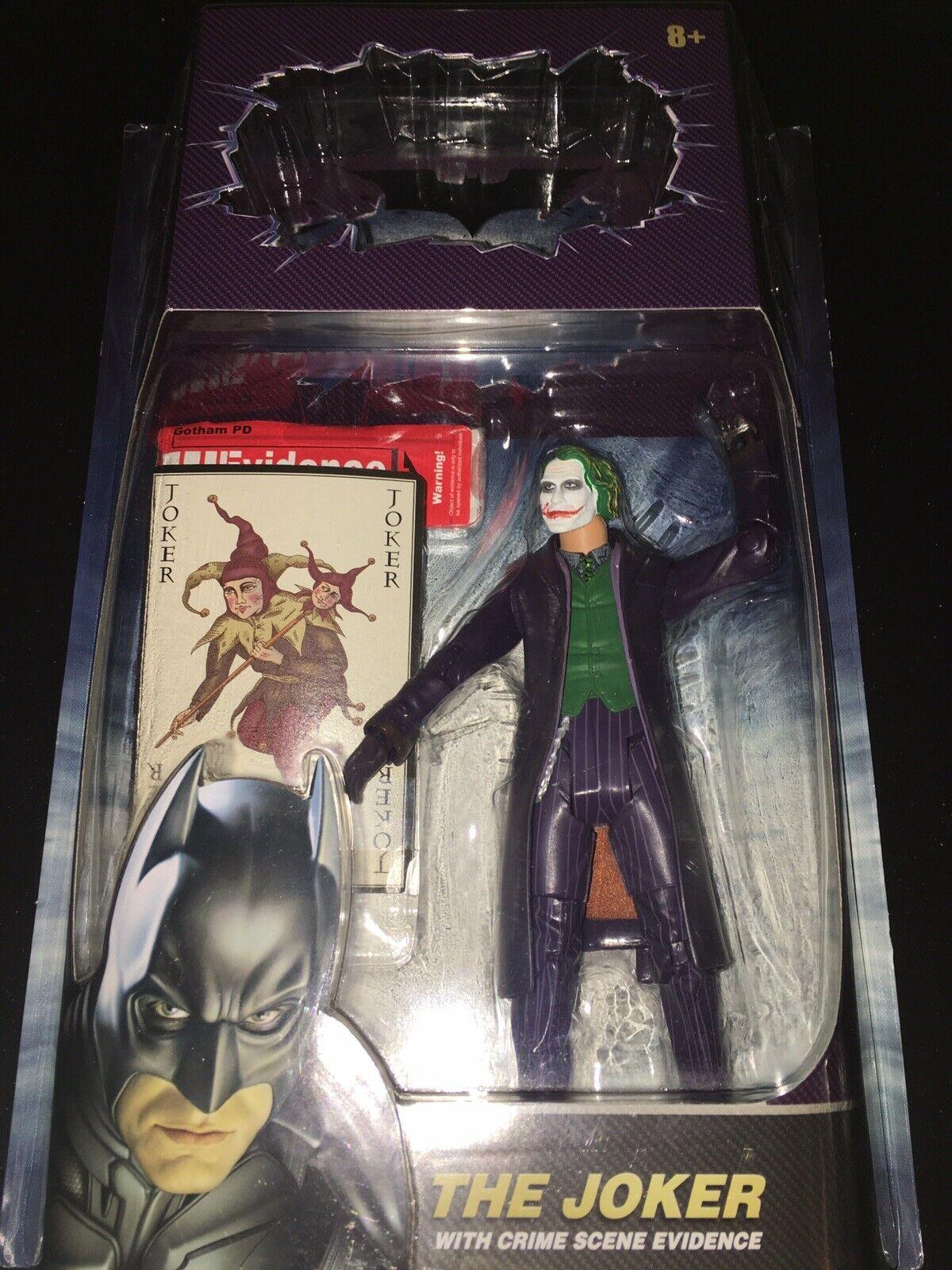 Batuomo Dark Knight Joker azione cifra Movie Masters - Rectuttied  Rare