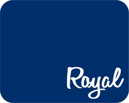 "Royal Blue 15/"" x 5 Yards Stahls/' Fashion-LITE Heat Transfer Vinyl HTV"