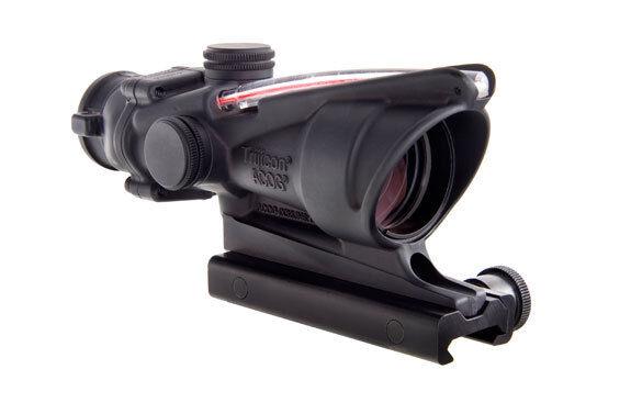 Trijicon ACOG 4x32mm Scope Dual-Illuminated Red .223 5.56 Crosshair TA31-CH