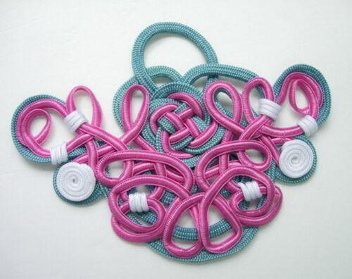 MR60 Compound Loop Macrame Ornament Fashion Handmade