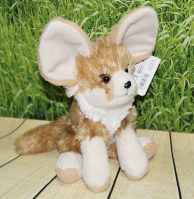 8 Inch Mini Ck Fennec Fox Plush Stuffed Animal By Wild Republic Ebay