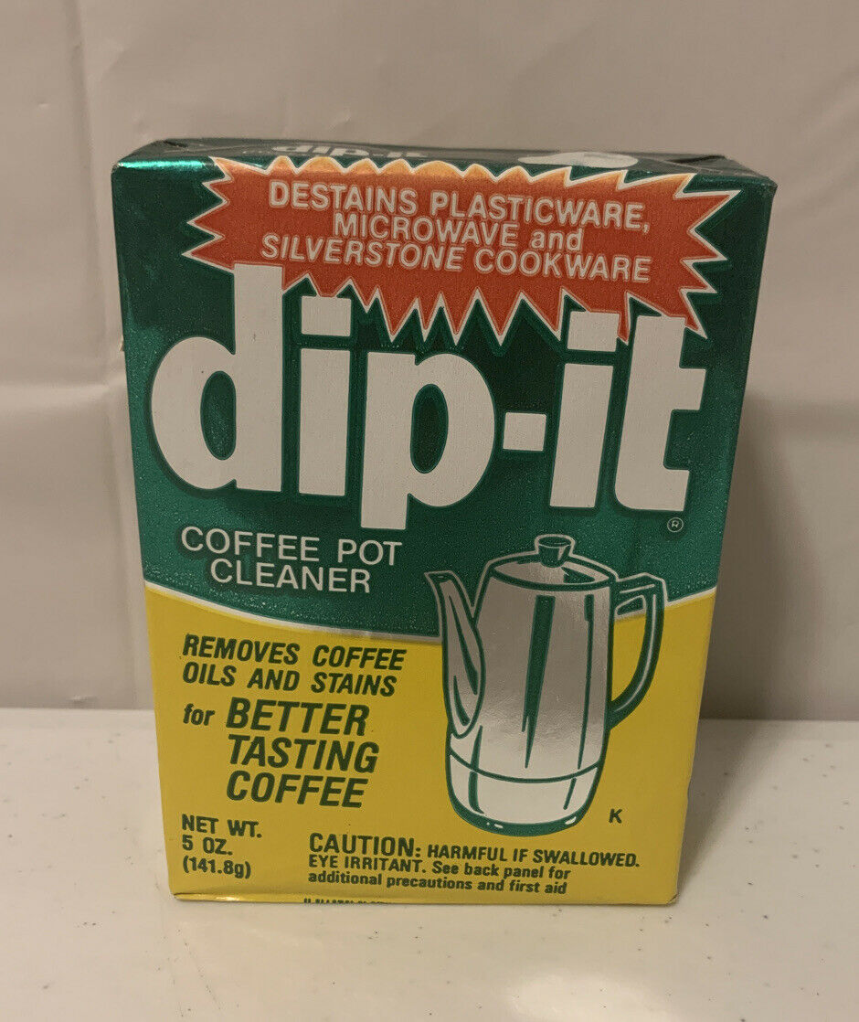 Dip It Coffee Pot Cleaners Coffee Tables Ideas