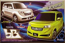 2005 Toyota bB Z /ZQ Version Daihatsu Materia JDM, 1:24, Fujimi 036762