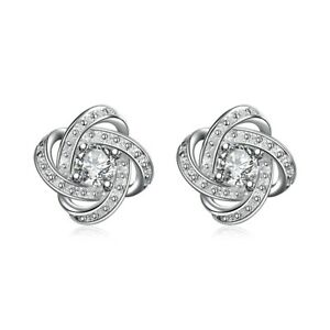 18K-White-Gold-Plated-15-mm-Infinity-Stud-Earrings-Made-with-Swarovski-Crystals
