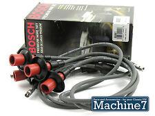 Classic VW Beetle Camper Premium Ignition HT Plug Leads 1200-1600cc Bug T2 Bosch