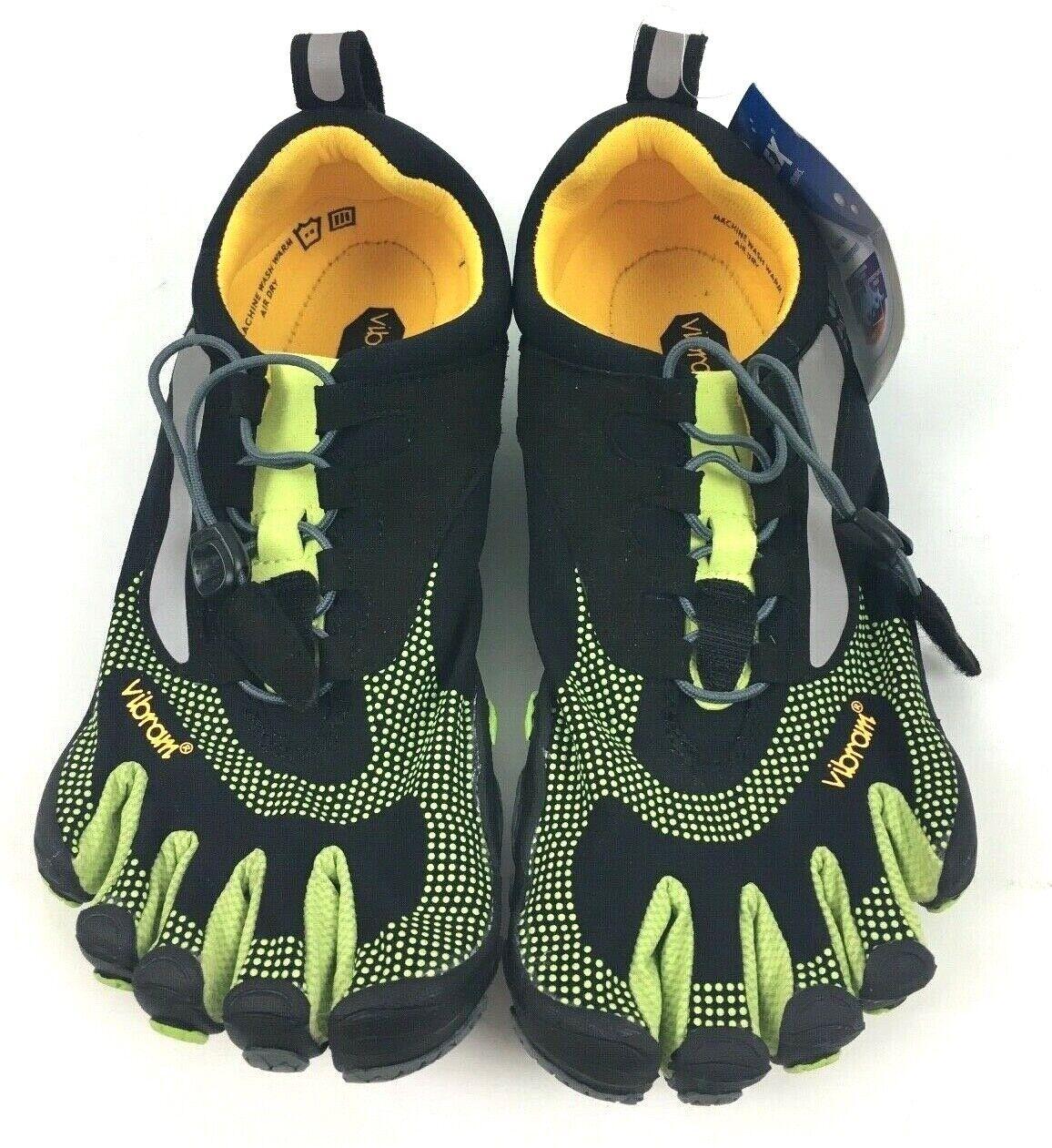 Vibram FiveFingers Bikala M3581 Outdoor shoes Green Black Mens Size 40