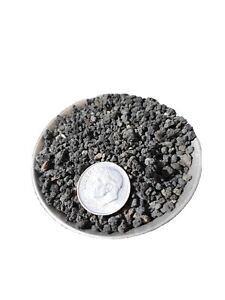 Indoor Outdoor potted plant soil root amendment micronutrient 1/8 volcanic rock.