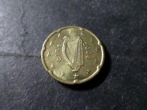 IRLANDE pièce de 20 centimes d euro 2004, TB