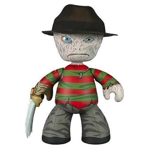 Mez-Itz Mez-Itz Mez-Itz Pesadilla en Elm Street F rojo dy Figura Mezco 370959 b44ba2