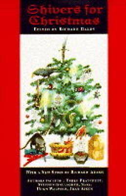 Shivers for Christmas, , Very Good Book
