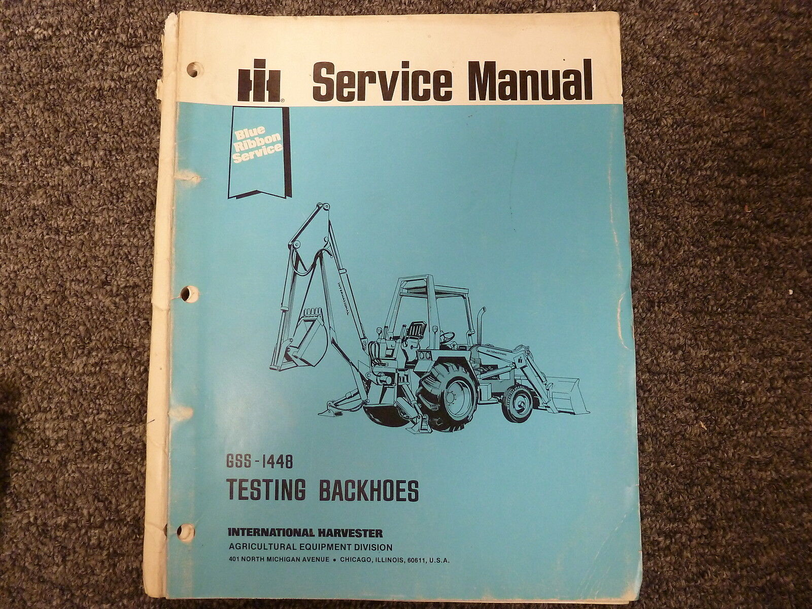 Manuals & Books , Heavy Equipment Parts & Accs , Business & Industrial