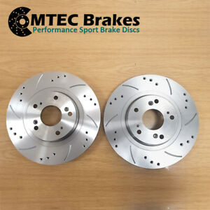 OPEL-MOVANO-CHASSIS-CAB-VAN-X70-2-2-2-5-2-8-DTi-98-10-FRONT-BRAKE-DISCS-306mm
