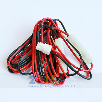 Power Cable For Kenwood Mobile NX700 NX800 NX720 NX740 NX840 TK860 TK863G
