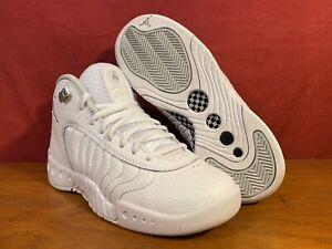 all white jumpman pro