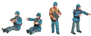 Artmaster-80-448-Figuren-Geschuetzbedienung-Marine-1-H0-1-87-Resin