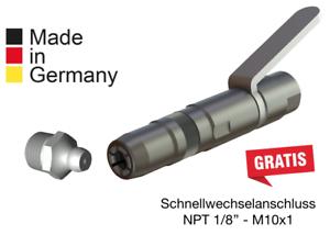 PROFI Fettpresse Mundstück D600+ Kupplung Sicherheitskupplung G