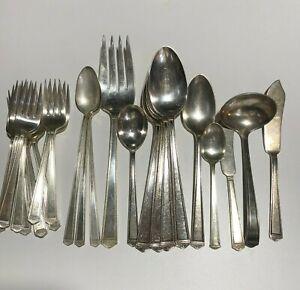 1847 Rogers Bros ANNIVERSARY International Silver Plate Flatware CHOICE