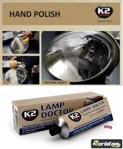 K2-LAMP-DOCTOR-Paste-Headlight-Scratch-Restorer-Repair-Polish-amp-Protects-restore