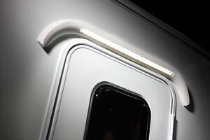 12 volt caravan led awning light lamp led over door exterior light motorhome ebay. Black Bedroom Furniture Sets. Home Design Ideas