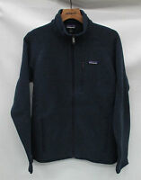 Patagonia Mens Better Sweater Fleece Jacket 25527 Classic Navy Size 3xl
