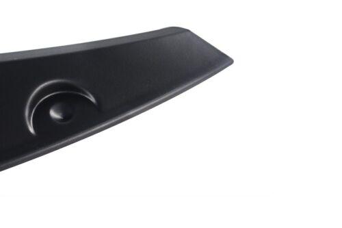 Body tuning 2x radlauf ensanchamiento barra de Fender Flare para Smart Fortwo Coupe